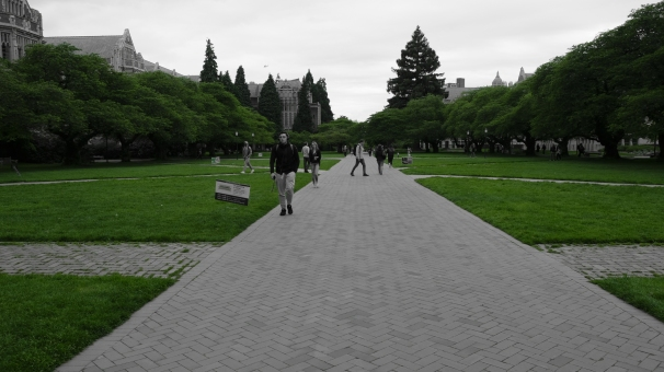 University of Washington, Seattle Campus.